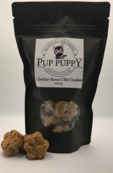 Pup Puppy CBD Cookies