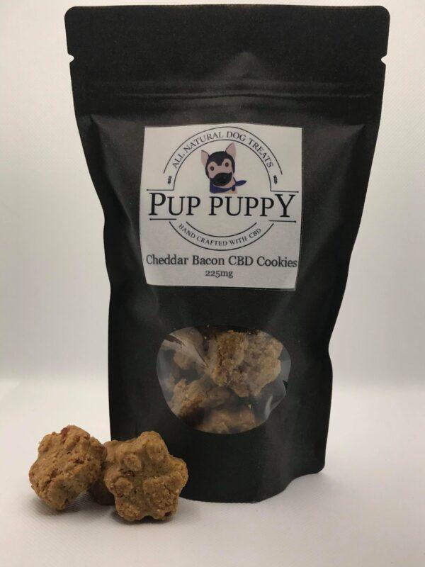 Pup Puppy CBD Cookies