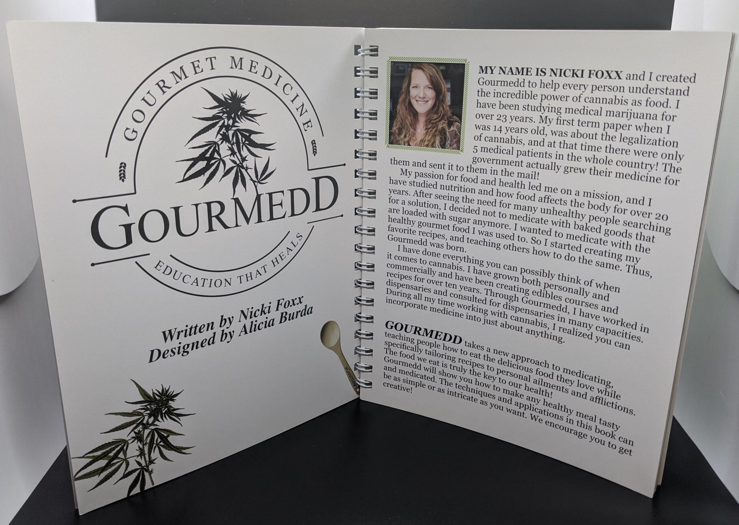 Gourmet Cannabis Cookbook